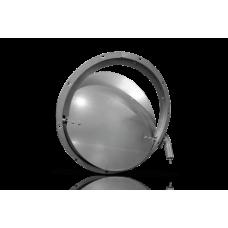 Клапан обратный КО на фланцах из уголка