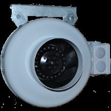 Канальные вентиляторы для круглых воздуховодов RV