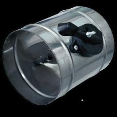 Дроссель-клапан RRC для круглых каналов