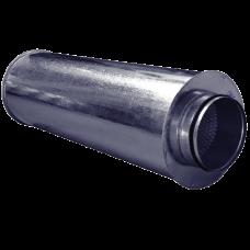 Шумоглушители для круглых каналов RMN