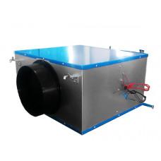 ПВ установки с пластинчатым рекуператором DV-1000HRE/PCS