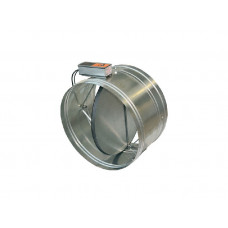Клапан обратный на ниппельном, бандажном или фланцевом соединении РК — 200
