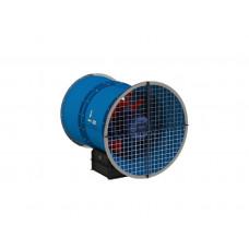 Установка вентилятора осевого приточная ВО.К-08 и ВО.КД-09