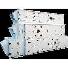 Приточно-вытяжные установки на базе пластинчатого / роторного рекуператора