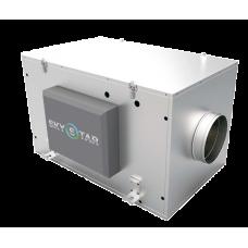 Компактные приточные вентиляционные установки с нагревателем от 100 - 1400 м3/час