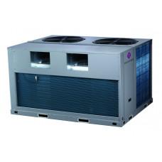 Крышные вентиляционные установки наружного исполнения типа руфтоп DR-B200CPD/SCF