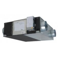 ПВ установки с пластинчатым рекуператором LGH-100RVX-ER