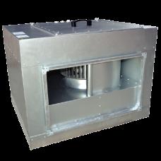 Прямоугольные канальные шумоизолированные вентиляторы SBV